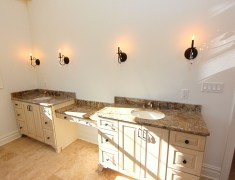 Country Club Estate His/Her Sinks