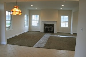 Karen Model Great Room with Fireplace Image 159