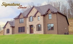 Griff Model Home Front Color Image - Signature Series