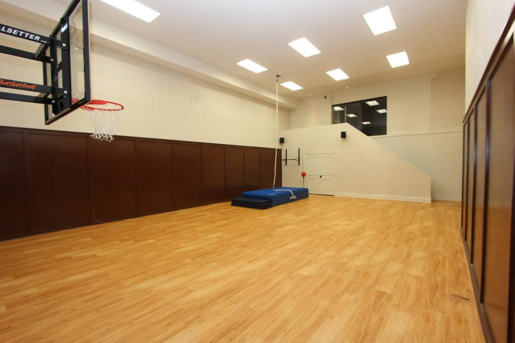 Indoor sport court